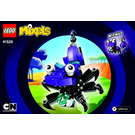 LEGO Wizwuz Set 41526 Instructions