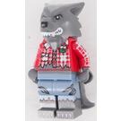 LEGO Wolf Guy Minifigure