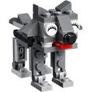 LEGO Wolf Set 40331