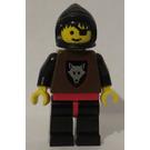 LEGO Wolfpack Knight Minifigure