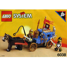 LEGO Wolfpack Renegades Set 6038