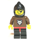 LEGO Wolfpack with Black Hood and Black Cape Minifigure