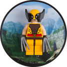 LEGO Wolverine Magnet (851007)