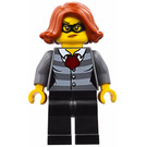 LEGO Woman Crook Minifigure