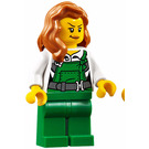 LEGO Woman Robber Minifigure