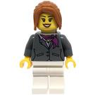 LEGO Woman winter toy shop Minifigure
