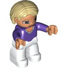 LEGO Woman with Bobbed Hair