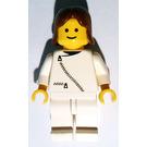 LEGO Woman with Zipper Jacket Minifigure