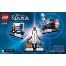 LEGO Women of NASA Set 21312 Instructions