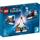 LEGO Women of NASA Set 21312 Packaging