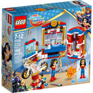 LEGO Wonder Woman Dorm Room Set 41235 Packaging