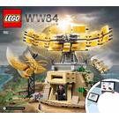 LEGO Wonder Woman vs. Cheetah Set 76157 Instructions