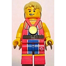 LEGO Wondrous Weightlifter Minifigure