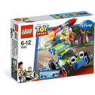 LEGO Woody and Buzz to the Rescue Set 7590 Packaging