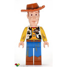 LEGO Woody Dirt Stains Minifigure