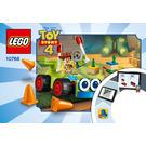 LEGO Woody & RC Set 10766 Instructions
