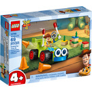 LEGO Woody & RC Set 10766 Packaging
