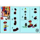 LEGO Woody's Camp Out Set 30072 Instructions