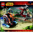 LEGO Wookiee Attack Set 7258 Instructions