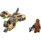 LEGO Wookiee Gunship Microfighter Set 75129