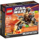 LEGO Wookiee Gunship Microfighter Set 75129 Packaging