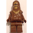LEGO Wookiee Minifigure with Printed Arm