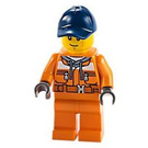LEGO Worker Minifigure