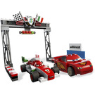 LEGO World Grand Prix Racing Rivalry Set 8423