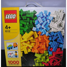 LEGO World of Bricks - 1,000 Elements Set 6112