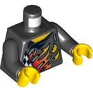 LEGO  World Racers Torso (973 / 76382 / 76382)