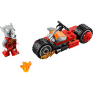 LEGO Worriz' Fire Bike Set 30265