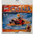LEGO Worriz' Fire Bike Set 30265 Packaging