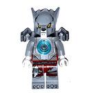 LEGO Worriz Minifigure