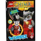 LEGO Worriz Set 391412