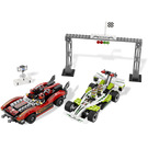 LEGO Wreckage Road Set 8898