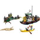 LEGO Wrecked Shrimp Boat Set 70419