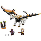 LEGO Wu's Battle Dragon Set 71718
