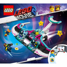 LEGO Wyld-Mayhem Star Fighter Set 70849 Instructions