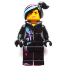 LEGO Wyldstyle with Hood Folded Down in Neck Figurine