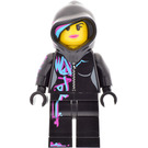 LEGO Wyldstyle with Hood Minifigure