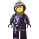 LEGO Wyldstyle with Hood Minifigure