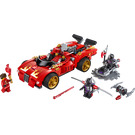 LEGO X-1 Ninja Charger Set 70727