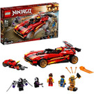 LEGO X-1 Ninja Charger Set 71737
