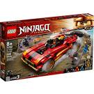 LEGO X-1 Ninja Charger Set 71737 Packaging