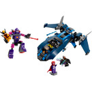 LEGO X-Men vs. The Sentinel Set 76022