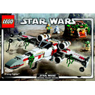 LEGO X-wing Fighter Set 4502 Instructions