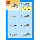 LEGO X-wing Fighter Set 6963 Instructions