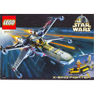LEGO X-wing Fighter Set 7142