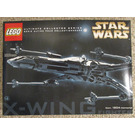 LEGO X-wing Fighter Set 7191 Packaging