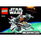 LEGO X-Wing Fighter Set 75032 Instructions
